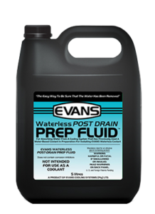 Waterless Coolant Prep Fluid